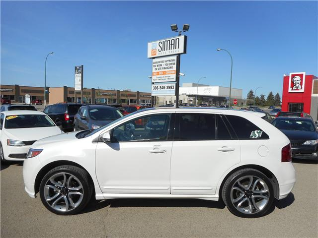 2014 Ford Edge Sport (Stk: P1366) in Regina - Image 2 of 25