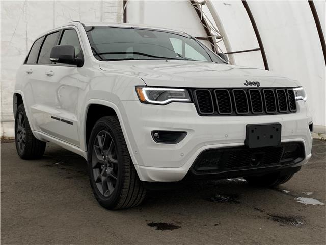 2021 Jeep Grand Cherokee Limited (Stk: 210288) in Ottawa - Image 1 of 36