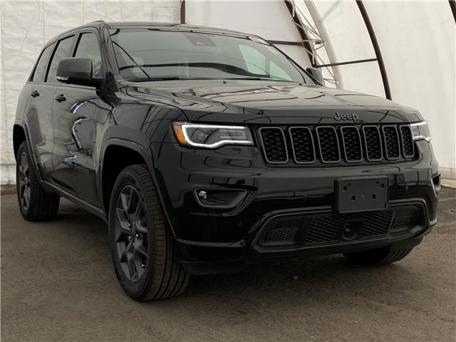2021 Jeep Grand Cherokee Limited (Stk: 210289) in Ottawa - Image 1 of 39