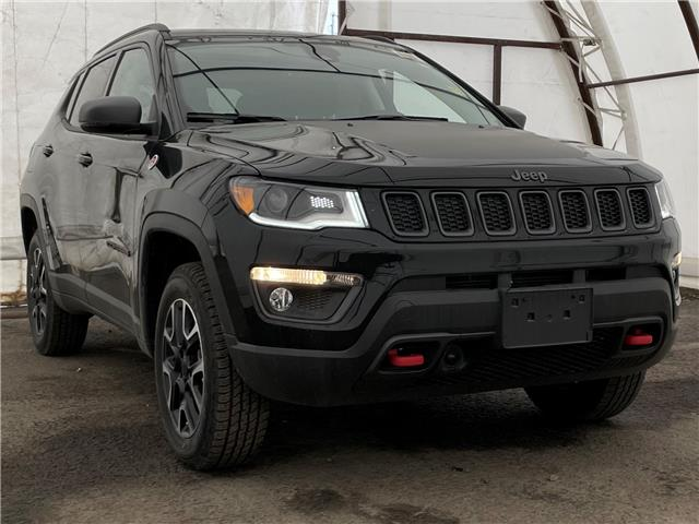 2021 Jeep Compass Trailhawk (Stk: 210286) in Ottawa - Image 1 of 43