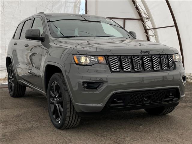 2021 Jeep Grand Cherokee Laredo (Stk: 210306) in Ottawa - Image 1 of 38