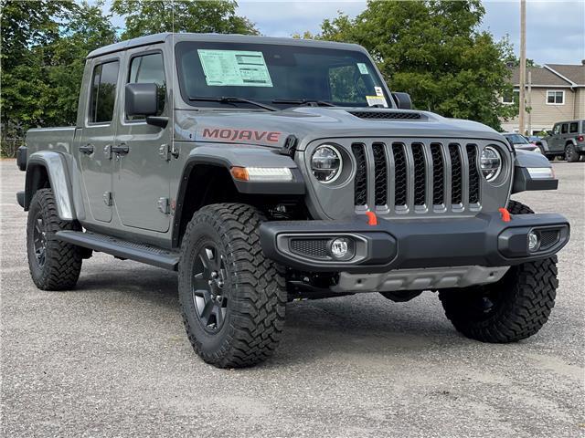 2021 Jeep Gladiator Mojave (Stk: 210379) in Ottawa - Image 1 of 47