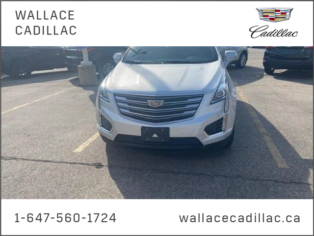 2018 Cadillac XT5 AWD, BACK UP CAM, REMOTE START, POWER LIFT GATE (Stk: PL5419) in Milton - Image 1 of 3
