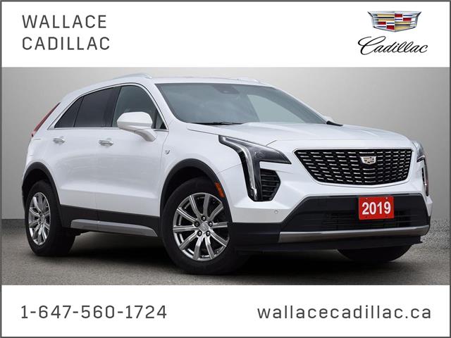 2019 Cadillac XT4 AWD 4dr Premium Luxury (Stk: PL5394) in Milton - Image 1 of 29