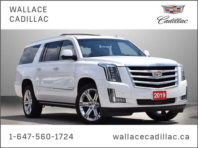 2019 Cadillac Escalade ESV 4WD 4dr Premium Luxury (Stk: PL5429) in Milton - Image 1 of 30