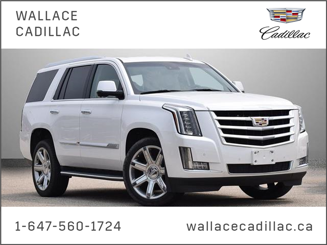 2016 Cadillac Escalade 4WD Luxury Collection, HEATED AND VENT SEATS, NAV, (Stk: PR5461) in Milton - Image 1 of 30