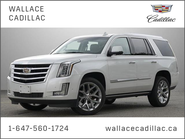 2018 Cadillac Escalade 4WD Premium Lux, ENT PKG, HTD STEERING, NAV, ROOF (Stk: 399481A) in Milton - Image 1 of 28