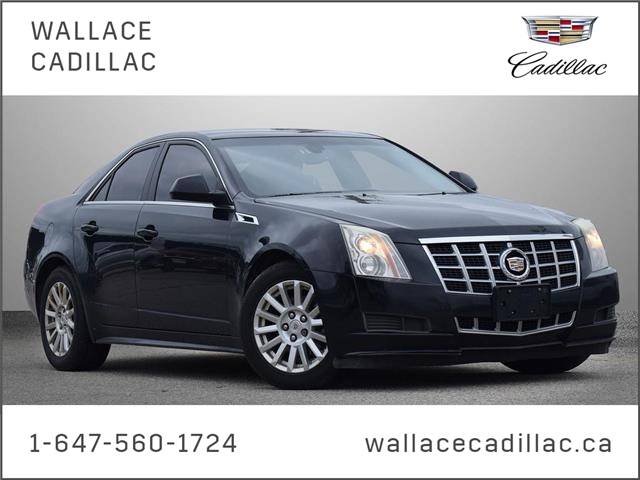 2013 Cadillac CTS 4dr Sdn 3.0L Luxury AWD, CLEAN CAR, REMT START (Stk: 144506B) in Milton - Image 1 of 24