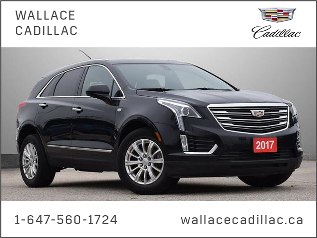 2017 Cadillac XT5 FWD, HEATED SEATS, POWER LIFTGATE, 18