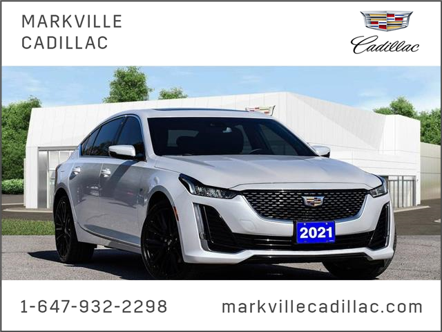 2021 Cadillac CT5 Luxury (Stk: 111480A) in Markham - Image 1 of 28