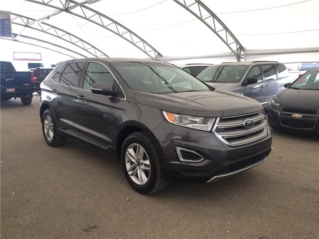 2017 Ford Edge SEL (Stk: 165205) in AIRDRIE - Image 1 of 20