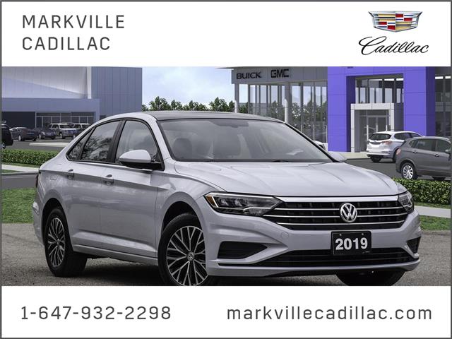 2019 Volkswagen Jetta Highline (Stk: 131843A) in Markham - Image 1 of 26