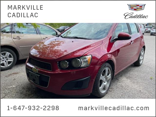 2013 Chevrolet Sonic LT (Stk: 210786A) in Markham - Image 1 of 1