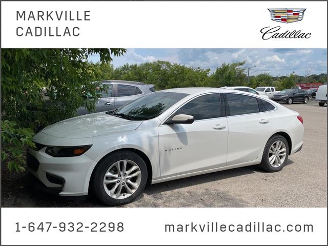 2017 Chevrolet Malibu LT (Stk: 10975E) in Markham - Image 1 of 1