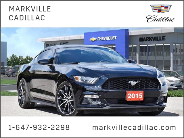 2015 Ford Mustang EcoBoost (Stk: P6518) in Markham - Image 1 of 25