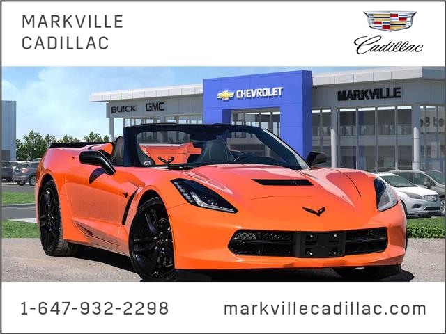 2019 Chevrolet Corvette Stingray Z51 (Stk: 102641A) in Markham - Image 1 of 29