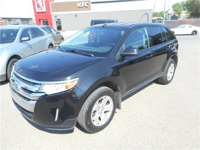 2013 Ford Edge SEL (Stk: P1457) in Regina - Image 1 of 17