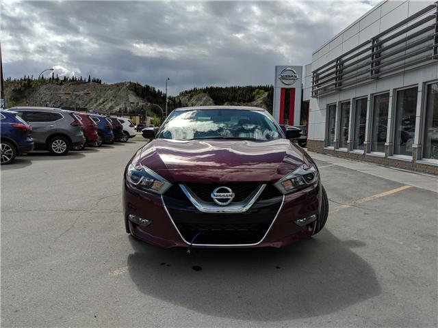 2017 Nissan Maxima SR (Stk: 7MA7800) in Whitehorse - Image 2 of 28