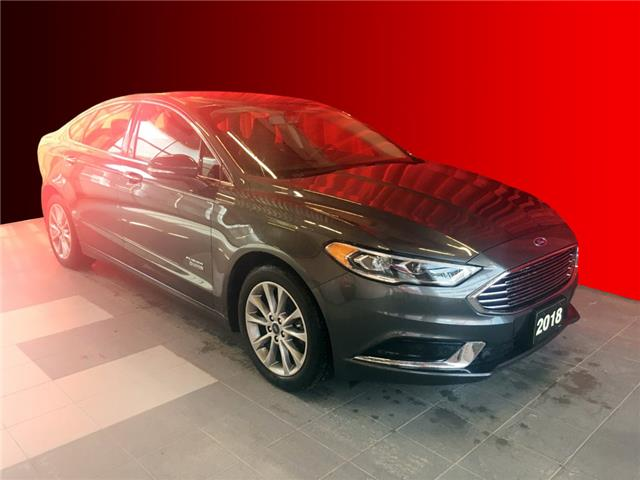 2018 Ford Fusion Energi SE Luxury (Stk: K21145A) in Listowel - Image 1 of 19