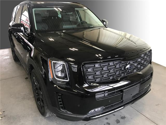 2021 Kia Telluride SX Limited + Black Styling Elements (Leather) (Stk: S21107) in Stratford - Image 1 of 20