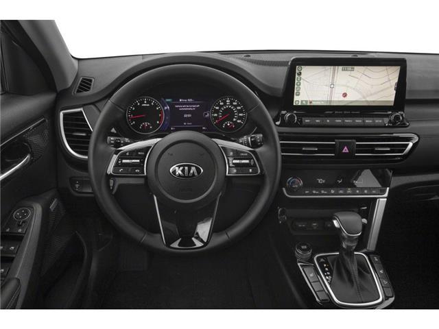 2021 Kia Seltos SX Turbo (Stk: S21382) in Stratford - Image 1 of 11