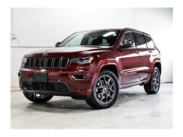 2021 Jeep Grand Cherokee Limited (Stk: 21J064) in Kingston - Image 1 of 30