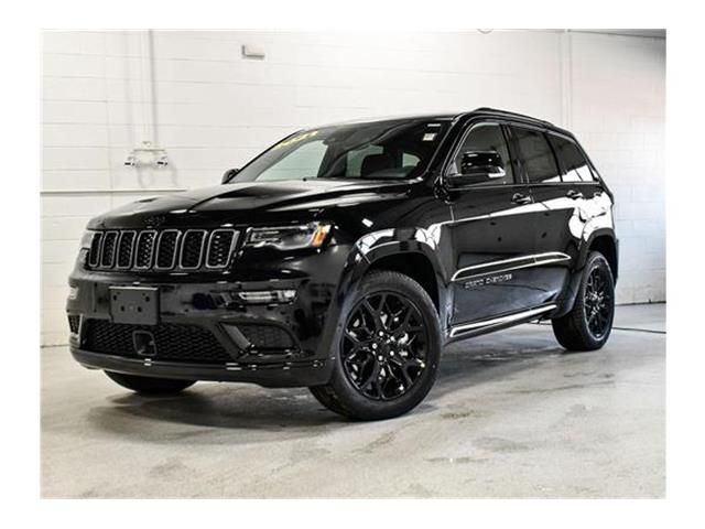 2021 Jeep Grand Cherokee Limited (Stk: 21J083) in Kingston - Image 1 of 29