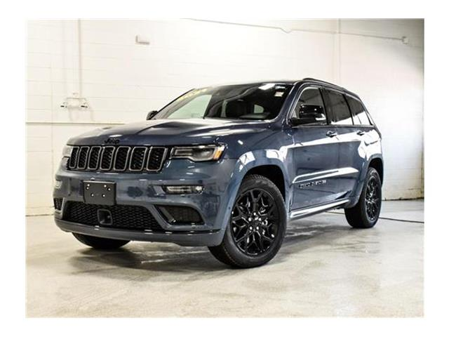 2021 Jeep Grand Cherokee Limited (Stk: 21J088) in Kingston - Image 1 of 28