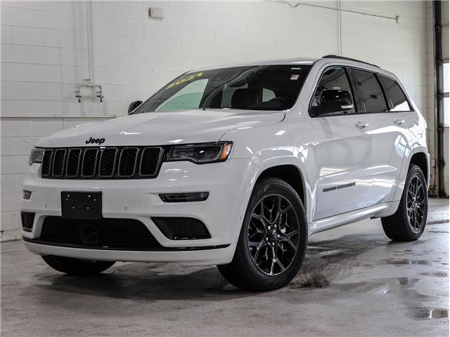 2021 Jeep Grand Cherokee Limited (Stk: 21J101) in Kingston - Image 1 of 22