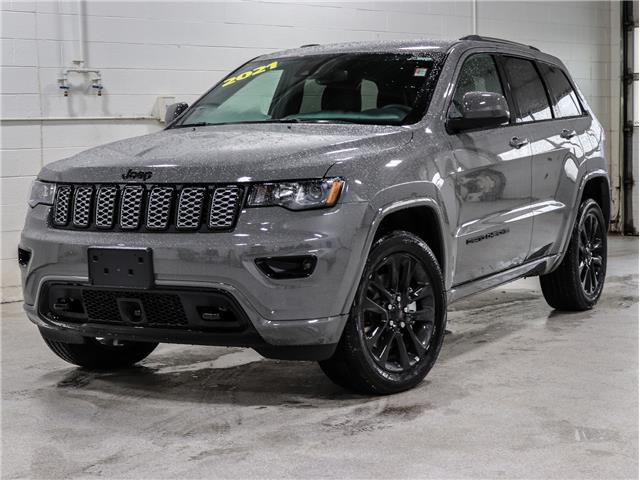 2021 Jeep Grand Cherokee Laredo (Stk: 21J105) in Kingston - Image 1 of 21