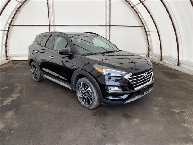 2021 Hyundai Tucson Ultimate (Stk: 17391) in Thunder Bay - Image 1 of 25