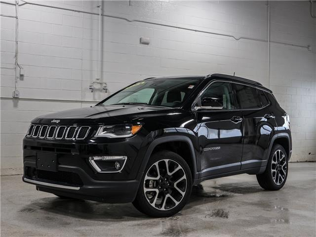 2021 Jeep Compass Limited (Stk: 21J055) in Kingston - Image 1 of 26