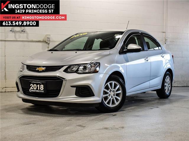 2018 Chevrolet Sonic LT Auto (Stk: 21T077B) in Kingston - Image 1 of 23