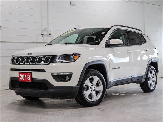 2018 Jeep Compass North (Stk: 21P018) in Kingston - Image 1 of 30