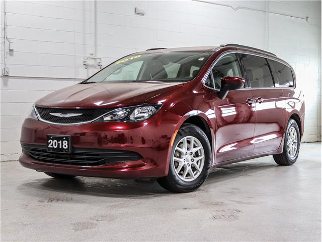 2018 Chrysler Pacifica Touring (Stk: 21P024) in Kingston - Image 1 of 28