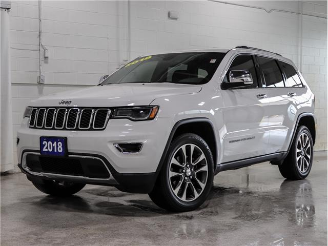 2018 Jeep Grand Cherokee Limited (Stk: 21P038) in Kingston - Image 1 of 29