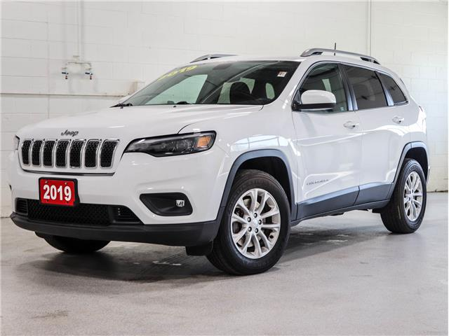 2019 Jeep Cherokee North (Stk: 21J042A) in Kingston - Image 1 of 30