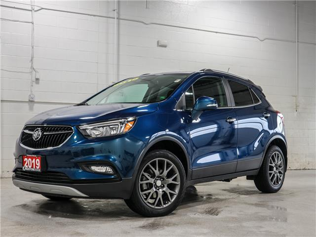 2019 Buick Encore Sport Touring (Stk: 19P089A) in Kingston - Image 1 of 28