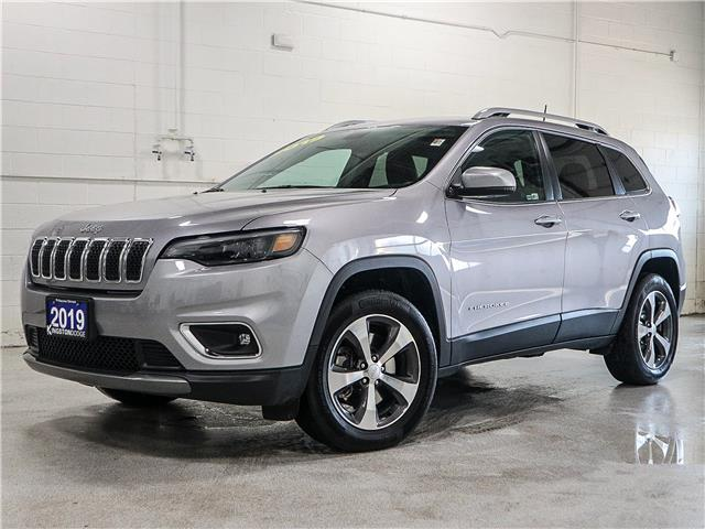 2019 Jeep Cherokee Limited (Stk: 21P097) in Kingston - Image 1 of 30
