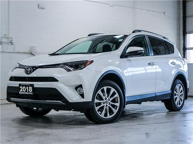 2018 Toyota RAV4  (Stk: 21P099) in Kingston - Image 1 of 30