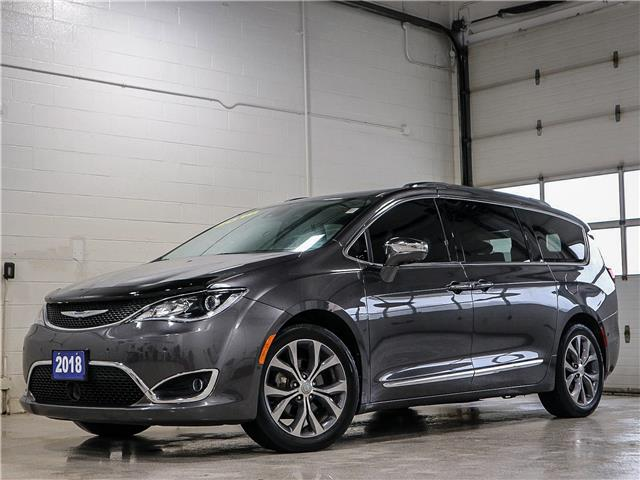 2018 Chrysler Pacifica Limited (Stk: 21T136A) in Kingston - Image 1 of 30