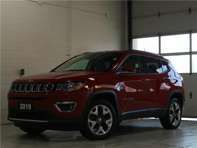 2019 Jeep Compass Limited (Stk: 21T146A) in Kingston - Image 1 of 27