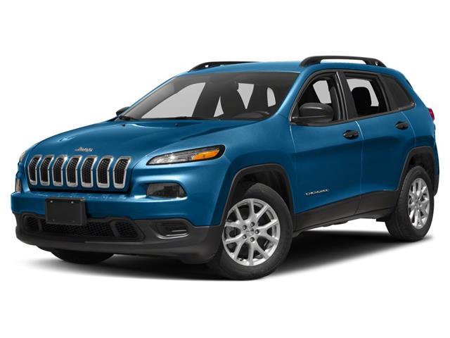 2018 Jeep Cherokee Sport (Stk: 21P119) in Kingston - Image 1 of 9