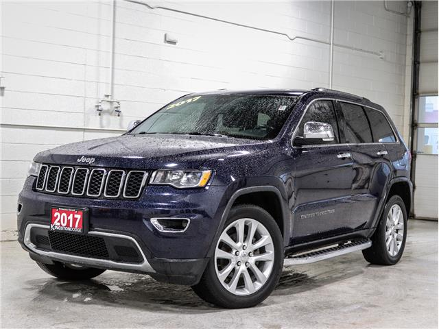 2017 Jeep Grand Cherokee Limited (Stk: 21P115) in Kingston - Image 1 of 30