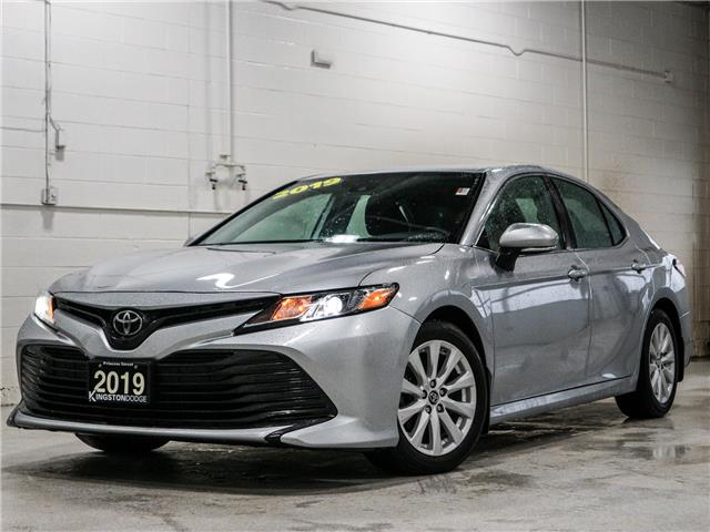 2019 Toyota Camry  (Stk: 21P118) in Kingston - Image 1 of 29