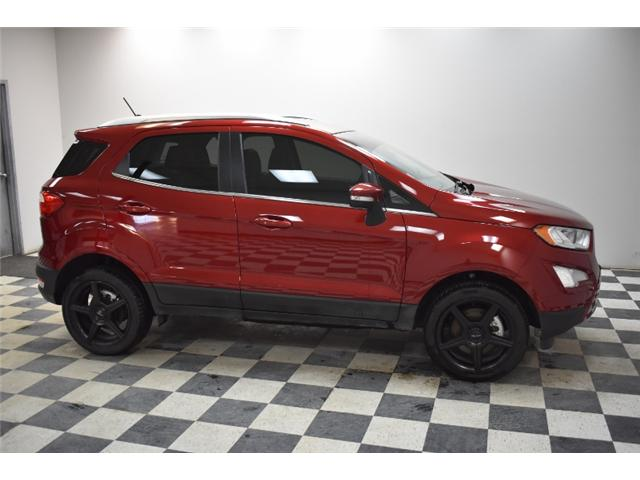 2018 Ford EcoSport TITANIUM - NAV * BACKUP CAM * SUNROOF (Stk: JWJ375A) in Napanee - Image 1 of 30