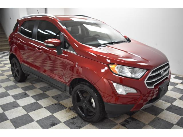 2018 Ford EcoSport TITANIUM - NAV * BACKUP CAM * SUNROOF (Stk: JWJ375A) in Napanee - Image 2 of 30