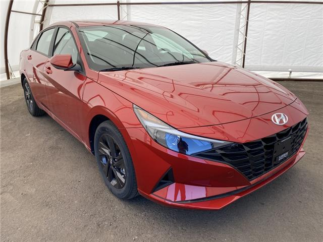 2021 Hyundai Elantra Preferred w/Sun & Tech Pkg (Stk: 17354) in Thunder Bay - Image 1 of 19