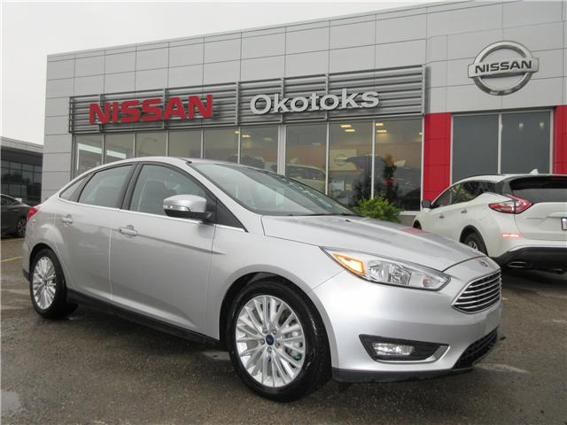 2016 Ford Focus Titanium (Stk: 54) in Okotoks - Image 1 of 27