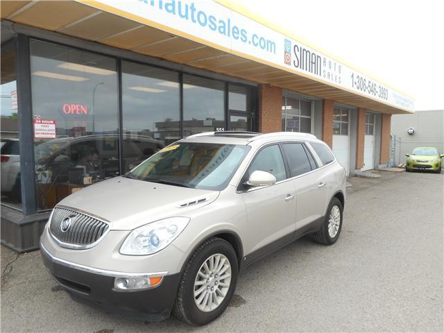2009 Buick Enclave CXL (Stk: CPK2413) in Regina - Image 1 of 24